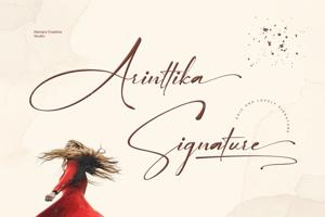 Arinttika Signature
