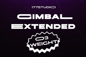 Gimbal Extended