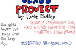 ClassProjectNBP