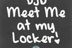 DJB Meet Me at My Locker