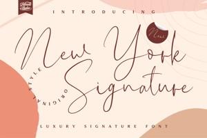 New York Signature