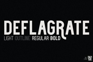 Deflagrate