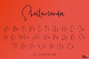 Shallamander