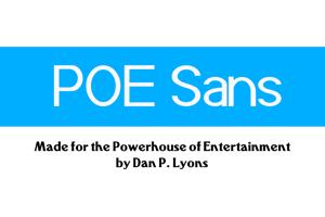 POE Sans (Demo)