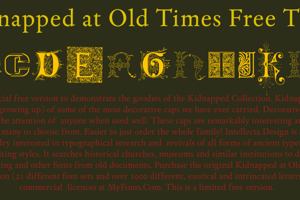 Kidnapped At Old Times Free 3