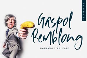Gaspol Remblong