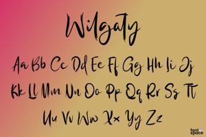 Wilgaty Pen