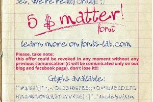 madness=five$matter!