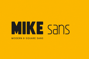 Mike Sans
