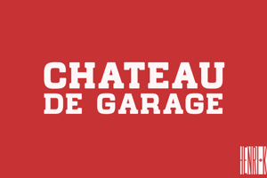 Chateau de Garage