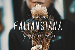 Faliansiana