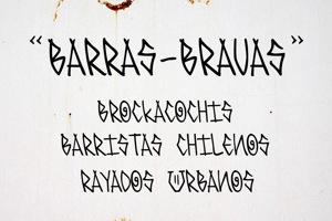 BARRAS-BRAVAS