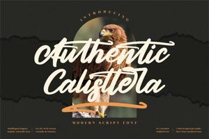 Authentic Calisttera