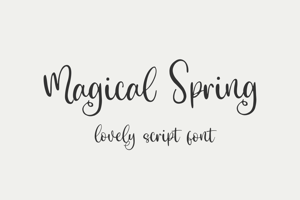 Magical Spring