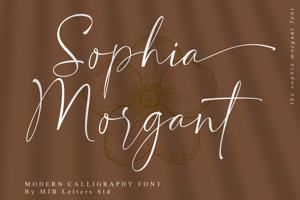 Sophia Morgant