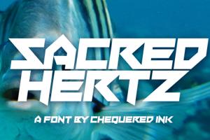 Sacred Hertz