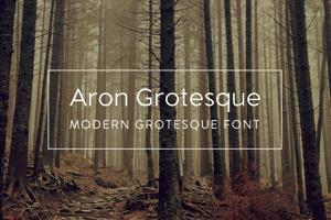 Aron Grotesque