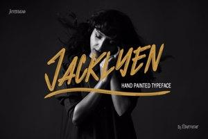 Jacklyen Font
