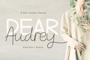 Dear Audrey Script