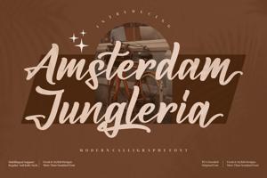 Amsterdam Jungleria