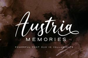 Austria Memories Serif