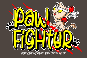 Paw Fighter