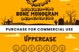 Bone Monogram