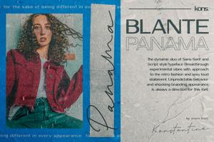 Blante Panama Script