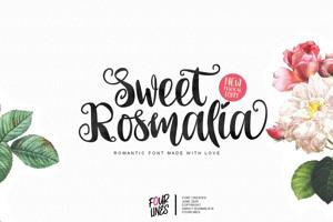 Sweet Rosmalia
