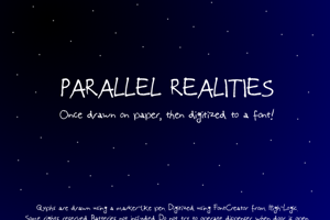 Parallel Realities