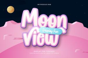 Moonview Regular