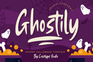 Ghostily Swashes