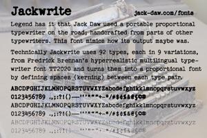 Jackwrite