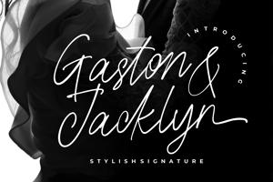 Gaston & Jacklyn