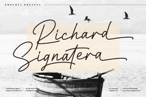Richard Signatera