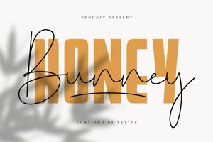 Honey Bunney Sans