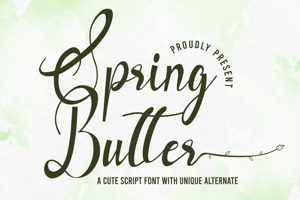 Spring Butter