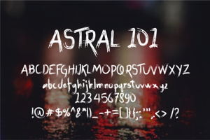 ASTRAL 101