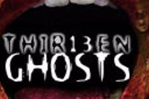 13th Ghostwrite