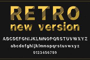 Retro New Version