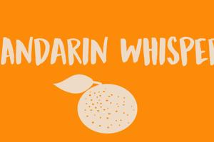 DK Mandarin Whispers