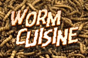 Worm Cuisine