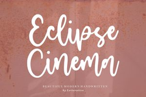 Eclipse Cinema