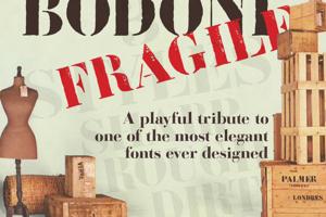 Bodoni Fragile