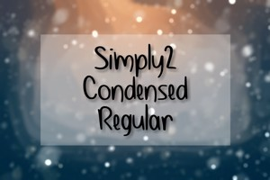 Simply2 Condensed