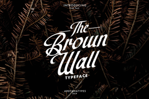 The Brown Wall