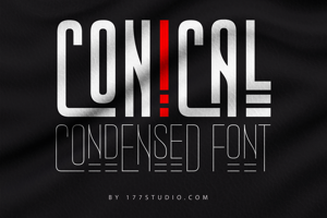 CONICAL CONDENSED