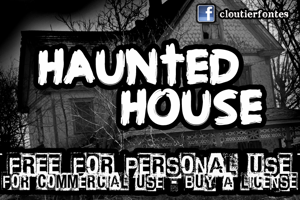 CF Haunted House