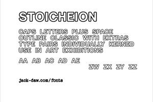 Stoicheion