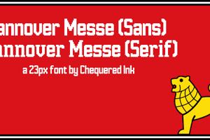 Hannover Messe Sans